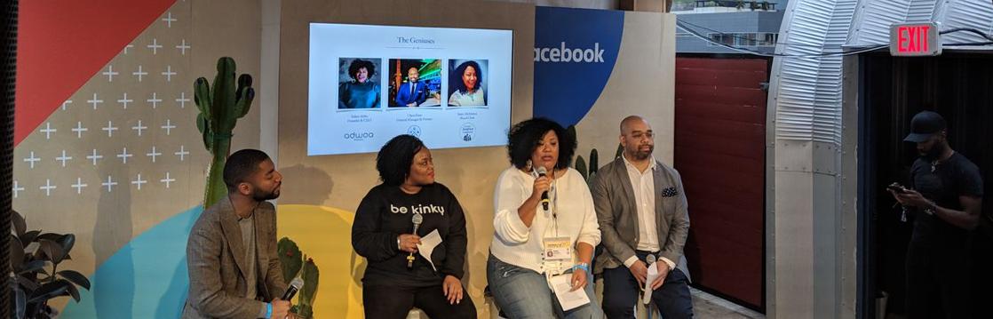 Facebook Panel at SXSW