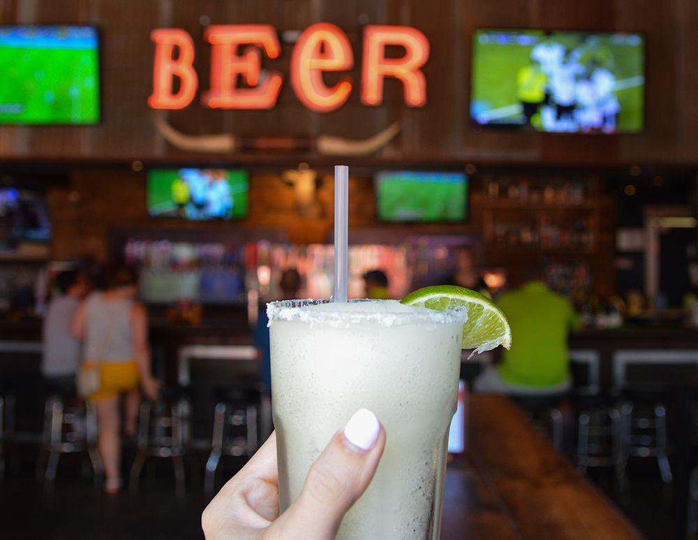 $1 Margaritas & $1 Lone Star Beer Summer Special