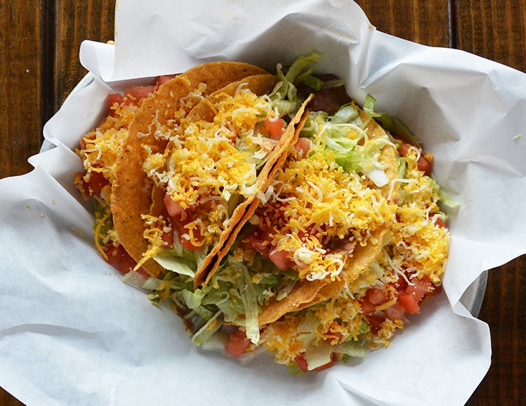 Wednesday's = $1 Crispy Tacos