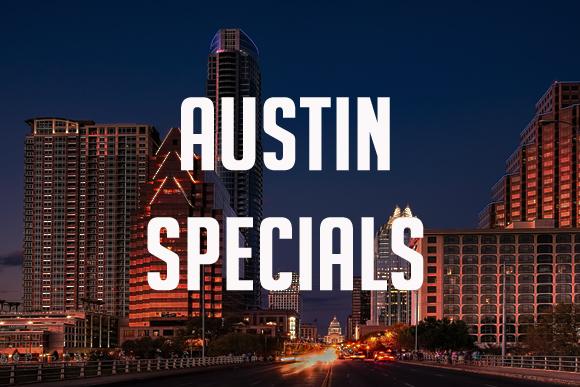 Austin Specials