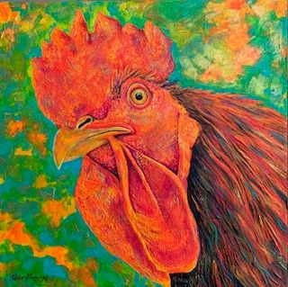 Cheryl_Freeman_Rooster_thought_Say_What_Austin_Art_Austin_Gifts_local_Art.jpg