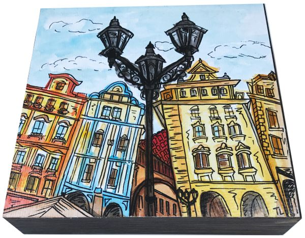 Local Austin artist Streets of Prague by Tarah Luke.jpg