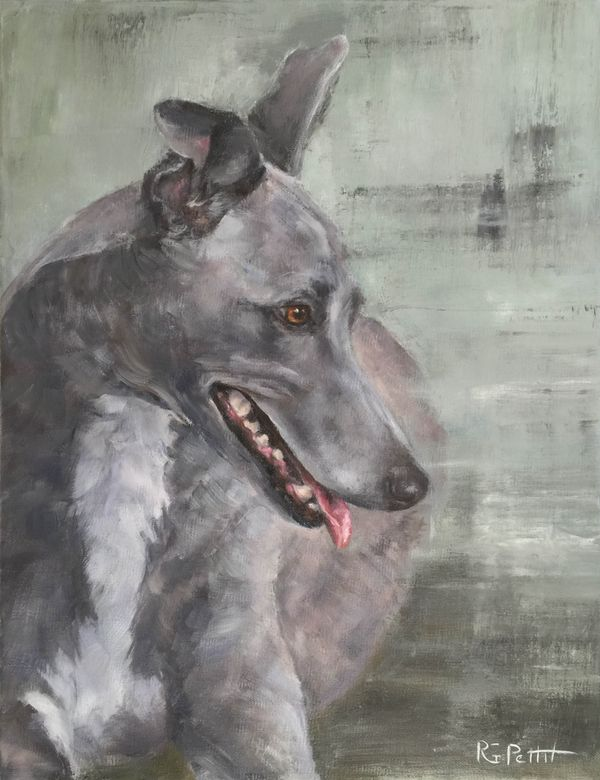 Rhea_Pettit_Grey_Hound_Local Austin Artist.jpg