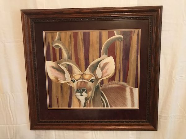 Local Austin artist Kudu by M L Keating.JPG