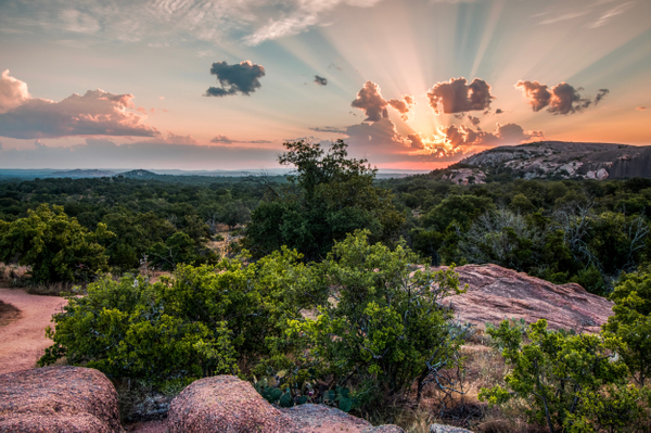 Michael_Bayer_Sunrise_at_Enchanted_Rock_Austin Artist.jpg