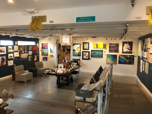 Lower Gallery - Art For The People.JPG