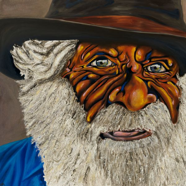 Local Austin artist Tjuntjunjarra Man by Lisa Bussett.jpg