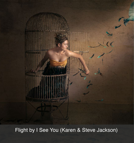 Local Austin artists I See You photography flight