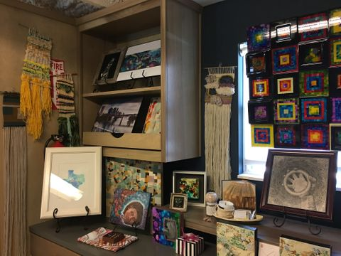 Local gallery donates to local charities