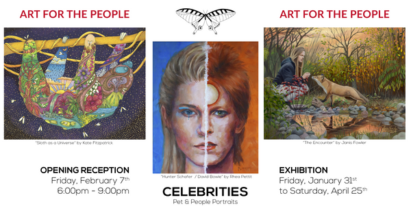 Art-For-The-People-Event-Celebrities-Austin-Gallery-Exhibition