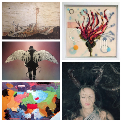 Local Austin Artists in new exhibitions
