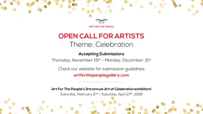 Art of Celebration Open Call - Art For The People - Austin art - gifts.jpg