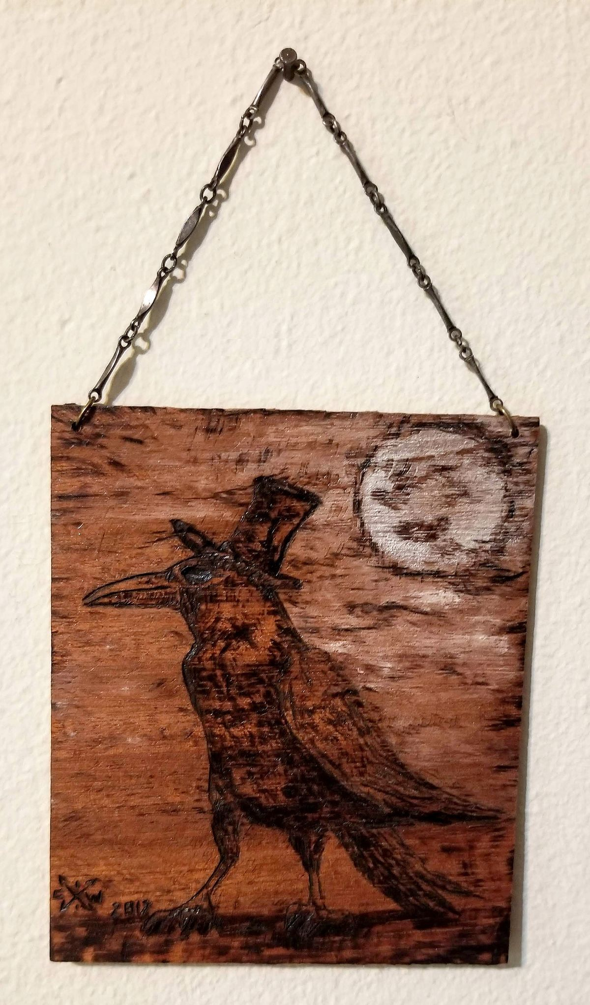 1_Terry and Sarah Snow_Chaos Woods_Odin_s Hat_Austin Art_Austin Artist_Austin Gifts.jpg