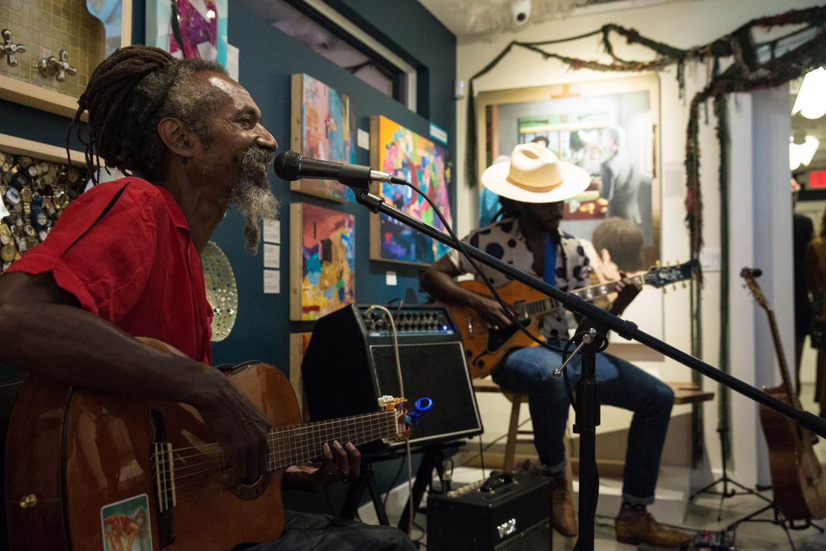 music and art in austin