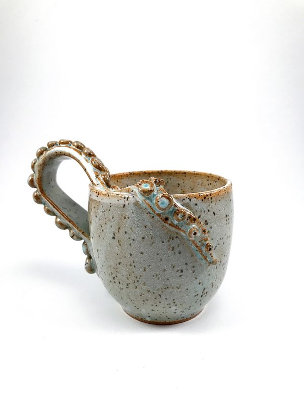 Love Studio Ceramics_ Tentacle Mug_ 1_Local Austin Art.jpg