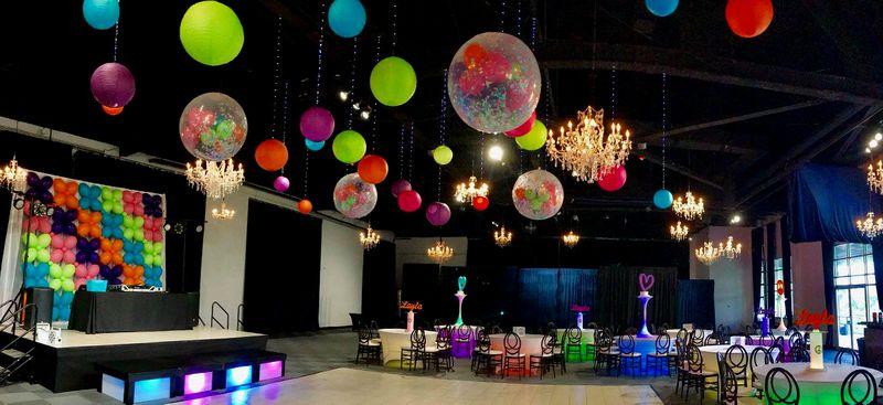 Ideal Party Decorators