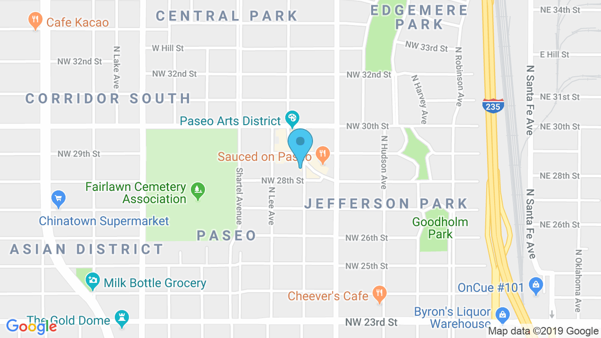 Restaurants in Paseo, Oklahoma City