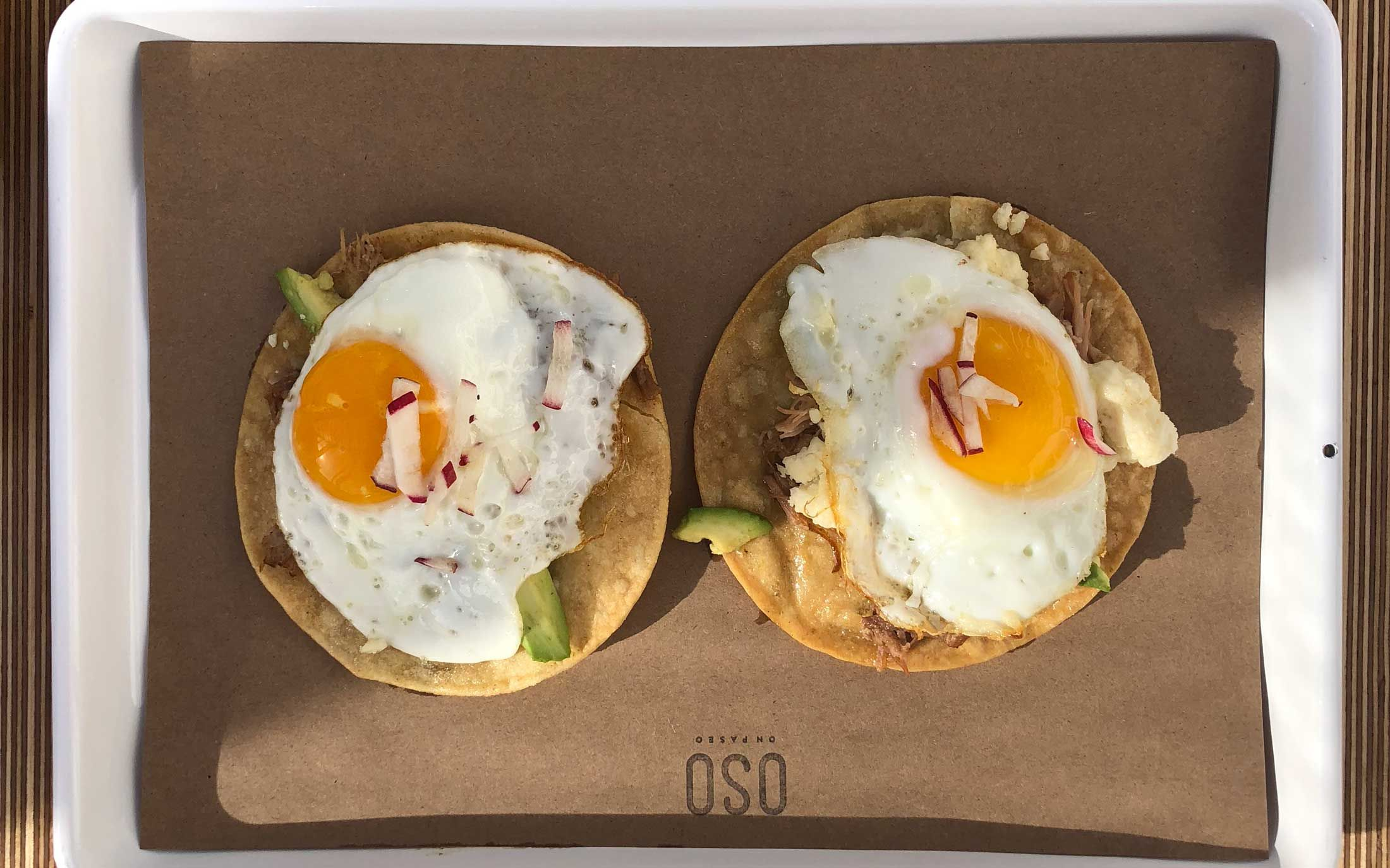 Breakfast Tacos in Paseo Arts District OKC