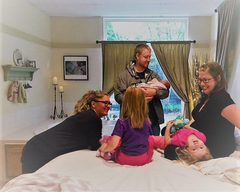 Midwife near Seattle