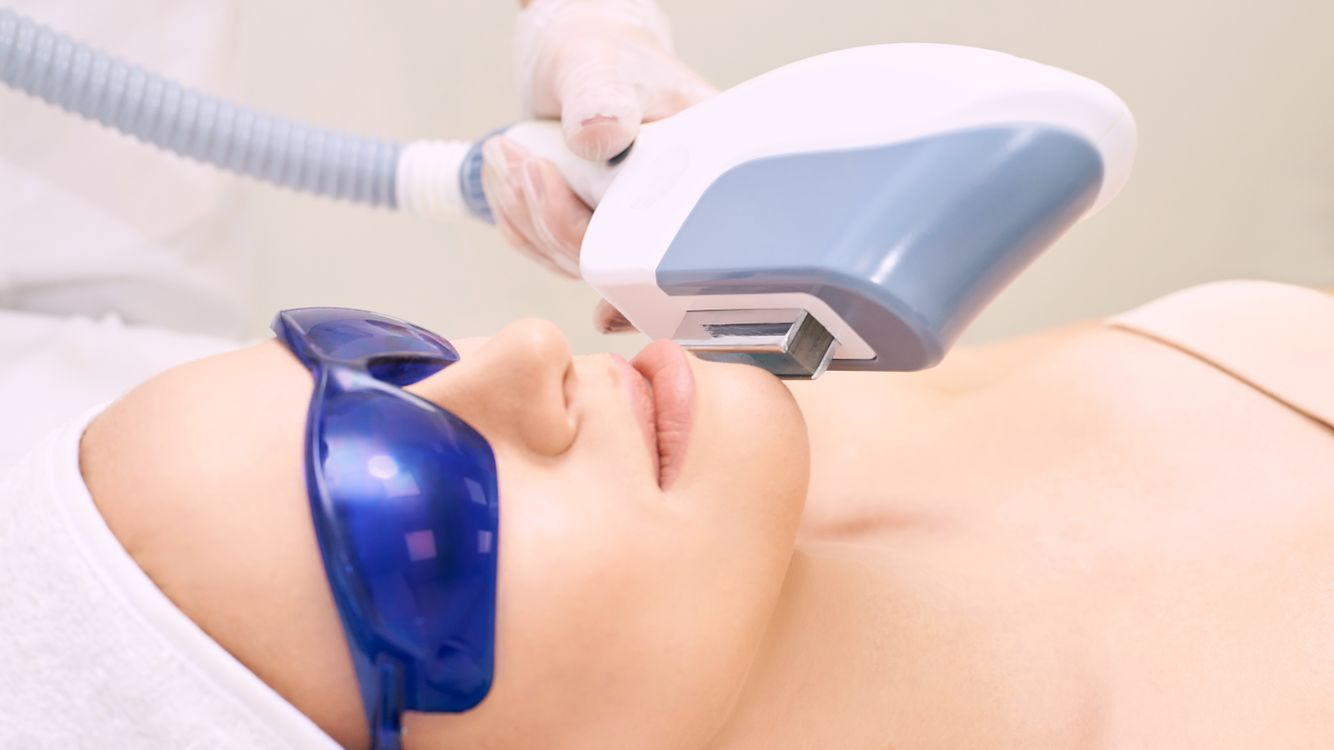 Studio City Medspa IPL Treatment