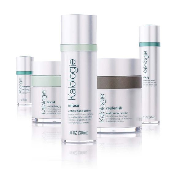 Kalologie Medspa Studio City Products