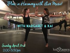 Live Music Class at Hot Asana