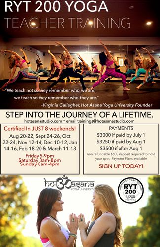 200 Hour Yoga Teacher Training in New Hampshire