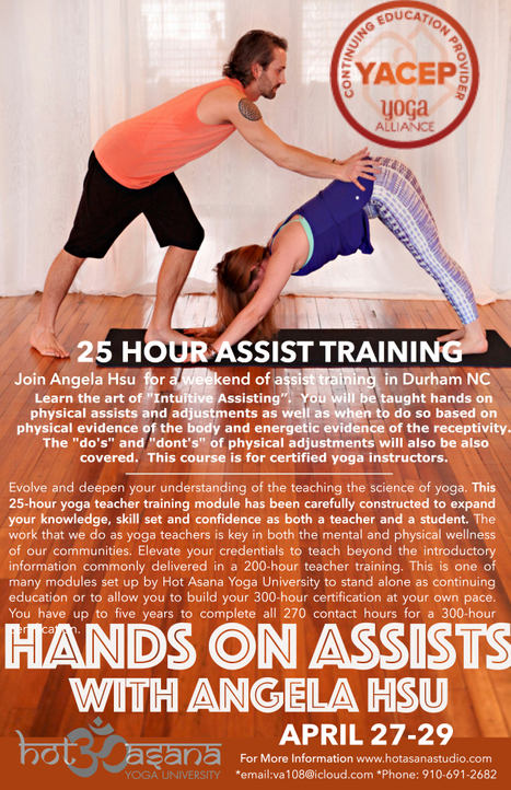 25 hour Hands on Assisting Module in Durham