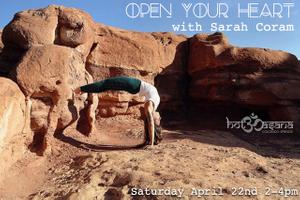Open Your Heart Flow