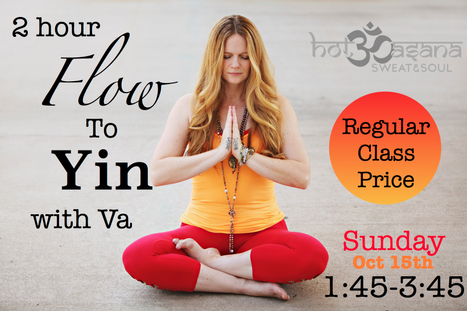 flow to Yin  with Va