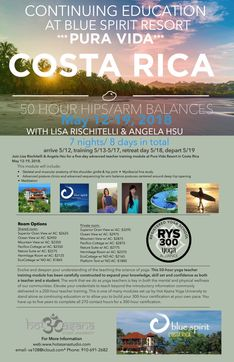 50 hr Hip module in Costa Rica