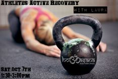 Athletes Active Recovery at Hot Asana SP