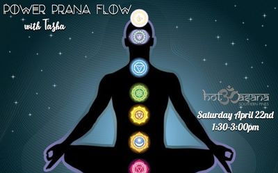 Power Prana Flow at Hot Asana