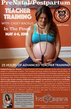 25 hour PreNatal Module in The Pines