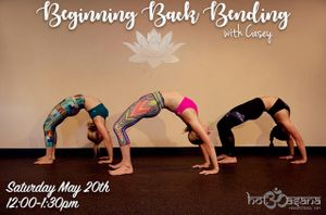 Beginning Backbending