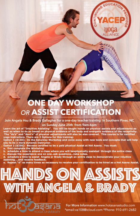 One Day Assist Training in Southern Pines