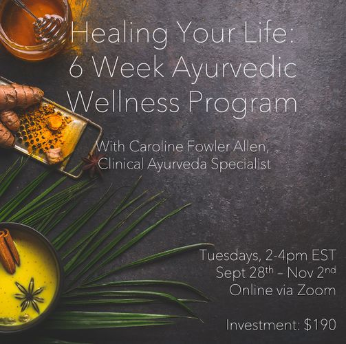 12 Hours | Healing Your Life: Lessons on the Path of Ayurveda