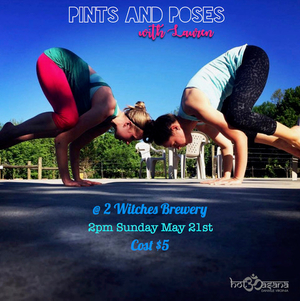 Pints and Poses