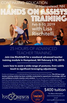 25 hour Assisting in NH