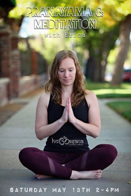 Pranayama and Meditation