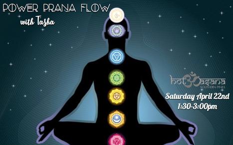 Power Prana Flow at Hot Asana