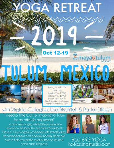 Tulum Retreat 2019