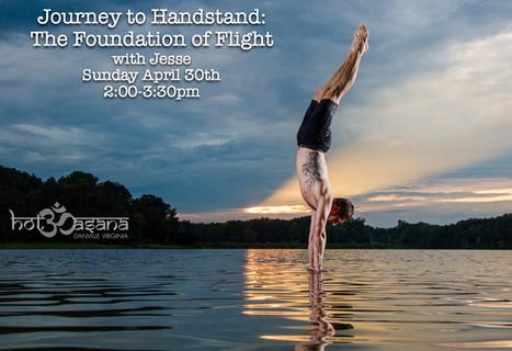 Journey to Handstand