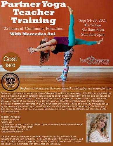 25 Hours | Partner Yoga 1