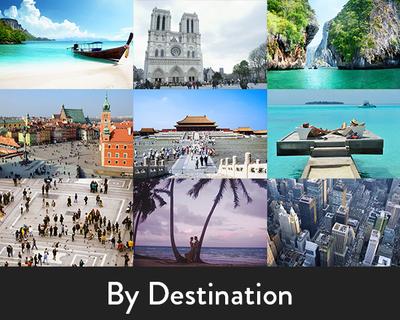Tramex Travel - By Destination