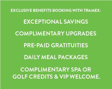 Tramex Exclusive Benefits