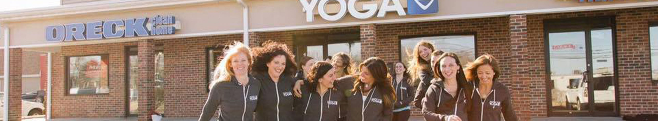WELCOME TO YOUR YOGA HOME