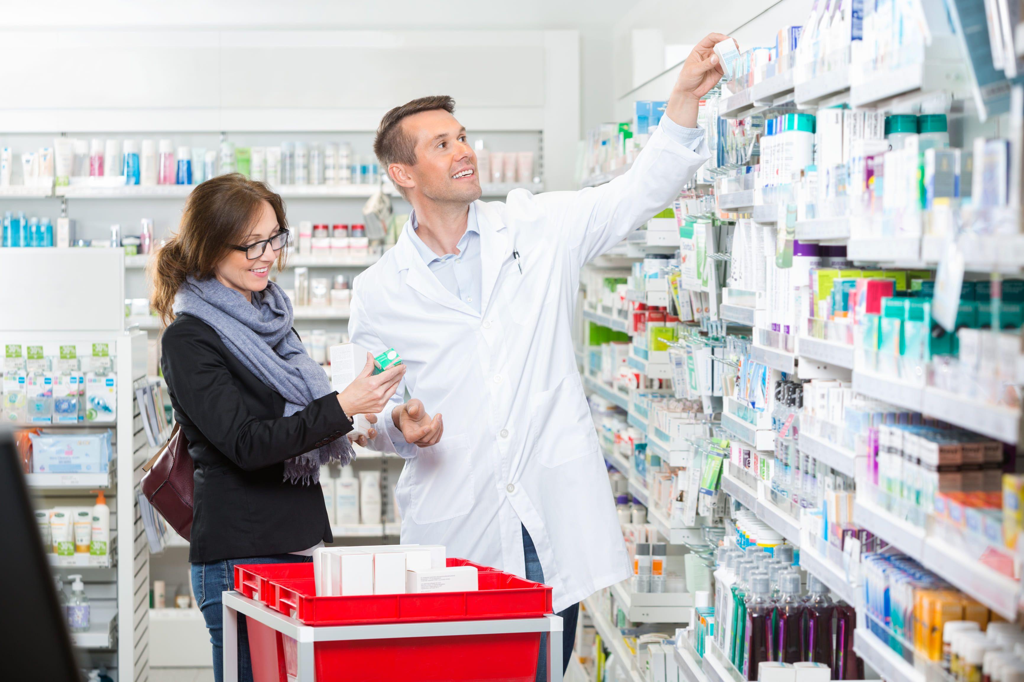 Quality Prescription Service and More