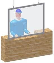 KOENIGER Spuckschutz Scheibe transparent.jpg