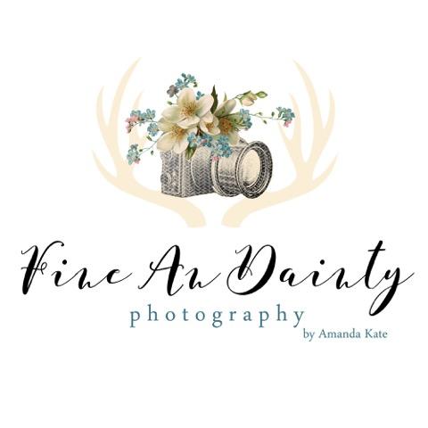 Fine An Dainty Photography Logo